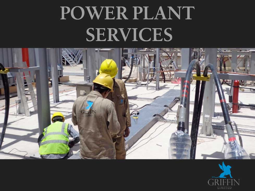 Griffin Power Plant Services Yemen, Yemen power plants, Yemen energy, Yemen energy services